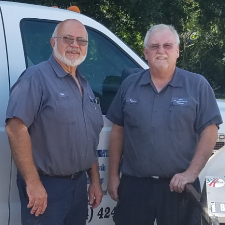 Owners John Seibel and Terry Thomas