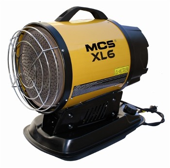 XL6 Portable Space Heater